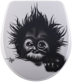 WC-Sitz Nice Monkey diaqua 675030400000 Bild Nr. 1