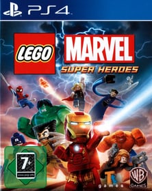 PS4 - LEGO Marvel Super Heroes Box 785300121573 Photo no. 1