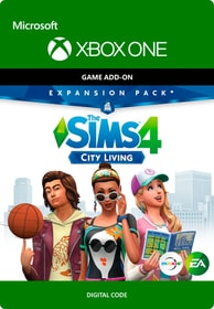 Xbox One - THE SIMS 4: CITY LIVING Download (ESD) 785300136285 Bild Nr. 1