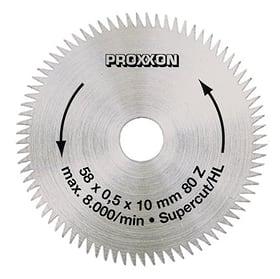 Kreissägeblatt Super Cut Zubehör Sägen Proxxon 616043200000 Bild Nr. 1