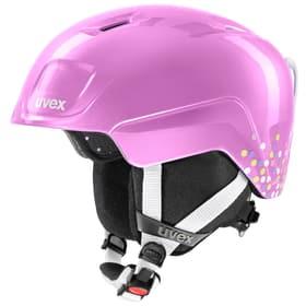 Heyya Wintersport Helm Uvex 465071650129 Grösse 46-50 Farbe pink Bild-Nr. 1