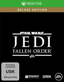 Xbox One - Star Wars: Jedi Fallen Order Deluxe Edition Box 785300145619 Photo no. 1