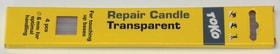 Repair Candle 6mm Reparaturstick Toko 494726500010 Grösse / Farbe Tranparent Bild-Nr. 1
