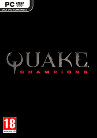 PC - Quake Champions F Box 785300129107 Photo no. 1