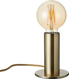SOL Lampe de table 421238600000 Dimensions L: 11.5 cm x P: 11.5 cm x H: 24.0 cm Couleur Couleur laiton Photo no. 1
