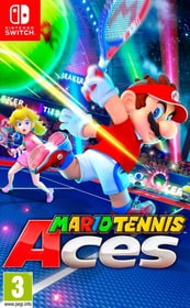 Switch - Mario Tennis Aces (I) Box Nintendo 785300133178 Lingua Italiano Piattaforma Nintendo Switch N. figura 1