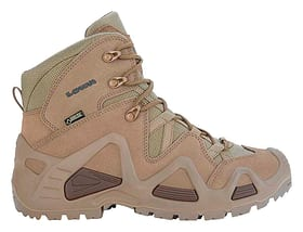 Zephyr GTX Mid TF Chaussures de travail pour homme Lowa 473334143570 Taille 43.5 Couleur brun Photo no. 1