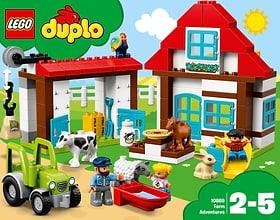 Lego Duplo 10869 Ausflug Auf N Bauernhof