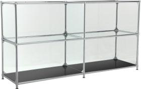 FLEXCUBE Buffet 401814220220 Dimensioni L: 152.0 cm x P: 40.0 cm x A: 80.5 cm Colore Nero N. figura 1