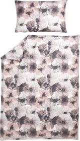 MIRENA Taie d'oreiller en satin 451293010838 Couleur Rose Dimensions L: 70.0 cm x H: 50.0 cm Photo no. 1