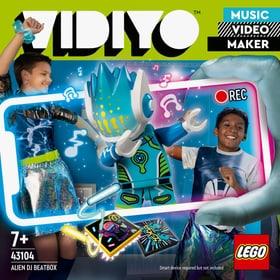 Vidiyo 43104 Alien LEGO® 748761700000 N. figura 1