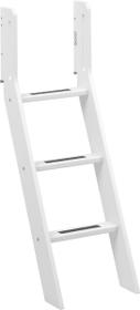 WHITE Scaletta obliqua semirialzato Flexa 404921800000 N. figura 1
