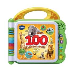 100 Wörterbuch Tiere (DE) Lernspiel 744692590000 Bild Nr. 1