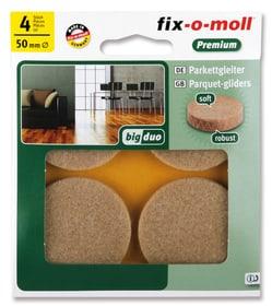 Piedini per parquet 5 mm / Ø 50 mm 4 x Fix-O-Moll 607071500000 N. figura 1