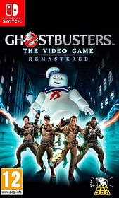 NSW - Ghostbusters: The Video Game Remastered D Box 785300146877 Photo no. 1