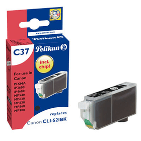 C37 CLI-521 black Cartouche d'encre Pelikan 797529800000 Photo no. 1