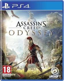 PS4 - Assassin's Creed Odyssey Box 785300137724 Photo no. 1