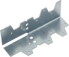 Eckverbinder gebogen verzinkt 38 x 120 x 50 mm Verbinder Do it + Garden 605842300000 Bild Nr. 1
