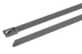 INOX 201 x 7,9 mm Fascetta attacocavo Steffen 613152400000 N. figura 1