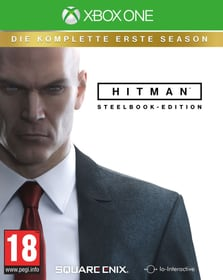 Xbox One - Hitman: Die komplette erste Season - Day One Edition Box 785300121625 N. figura 1