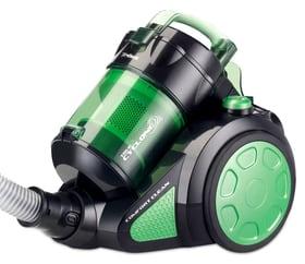 True Cyclone Comfort Clean T6324 vacuum cleaner black / green Schlittenstaubsauger Trisa Electronics 785300145623 Bild Nr. 1