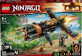 NINJAGO 71736 Le jet multi-missiles LEGO® 748758700000 Photo no. 1