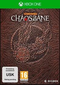 Xbox One - Warhammer Chaosbane - Magnus Edition D/F Box 785300142241 Photo no. 1