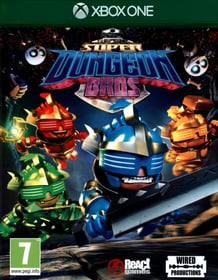 Xbox One - Super Dungeon Bros. Box 785300121861 Photo no. 1