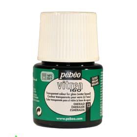 PÉBÉO Vitrea 160 Glossy 12 Emerald 45ml Pebeo 663507311200 Farbe Smaragdgrün Bild Nr. 1
