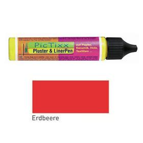Pluster & Liner Pen C.Kreul 664802200012 Farbe Rot Bild Nr. 1
