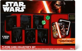 Star Wars Card Playing Card collector set (FSC®)