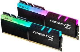 Trident Z RGB 16GB (2x 8 GB, DDR4, 3200 MHz) Mémoire G.Skill 785300147438 Photo no. 1