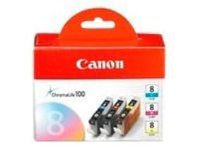 CLI-8 CMY Tintenpatrone Canon 779700100000 Bild Nr. 1