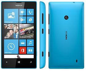 NOKIA LUMIA 520 CYAN Nokia 95110003522513 Bild Nr. 1