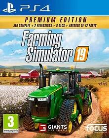 PS4 - Farming Simulator 19 - Premium Edition F Box 785300155838 N. figura 1