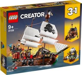 LEGO Creator 31109 Le bateau pirate 748899800000 Photo no. 1