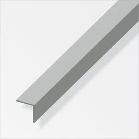 Angolare isoscele 15 x 15 mm ottica inox 1 m alfer 605140100000 N. figura 1