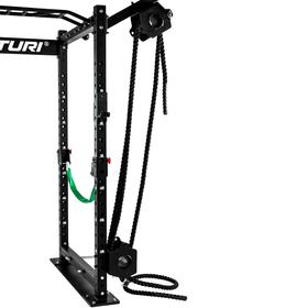 Rope Trainer für RC20 Zubehör Rack Tunturi 467326900000 Bild-Nr. 1