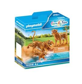 70359 2 Tiger mit Baby PLAYMOBIL® 748036800000 Bild Nr. 1