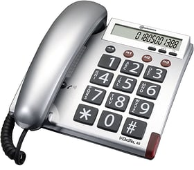 Big Tel 48 Grosstasten- Telefon Festnetz Telefon Amplicomms 794061800000 Bild Nr. 1