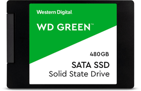 "Green PC SSD intern 480GB 2,5"" SSD Intern Western Digital 785300155230 Bild Nr. 1"