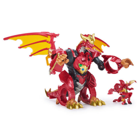 Bakugan Dragonoid 2.0 Figurines 746242100000 Photo no. 1