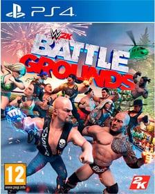 PS4 - WWE 2K Battlegrounds (F) Box 785300154441 Sprache Französisch Plattform Sony PlayStation 4 Bild Nr. 1