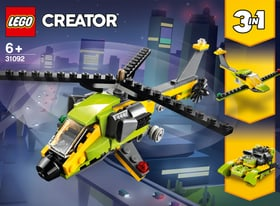 Creator 31092 Hubschrauber-Abenteuer LEGO® 748702600000 Bild Nr. 1