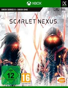 XONE/XSX - Scarlet Nexus Box 785300159667 N. figura 1
