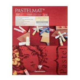 Bloc Pastelmat 360g 24x30cm 12f Pebeo 663588000000 N. figura 1