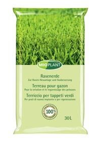 Terra per tappeti verdi, 30 l Terriccio per piante Mioplant 658112900000 N. figura 1