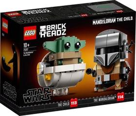 Lego Star Wars 75317 Der Mandalorianer™ und das Kind 748995400000 Bild Nr. 1