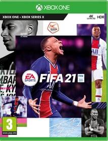 XONE - FIFA 21 Box 785300154006 Bild Nr. 1