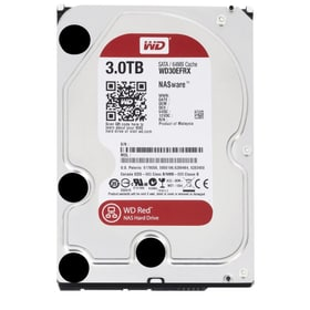 Red 3TB NAS SATA HDD NAS Western Digital 785300124386 Photo no. 1